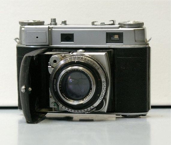 Vintage Kodak Retina lllc  35 mm Camera for by CanemahStudios, $75.00: Vintage Cameras, Mm Camera