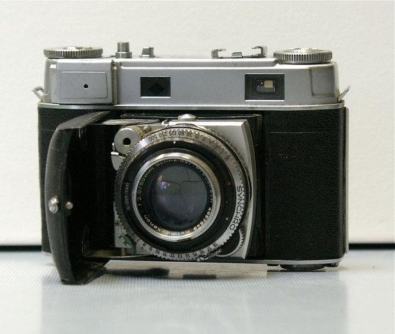 Vintage Kodak Retina lllc  35 mm Camera for by CanemahStudios, $75.00