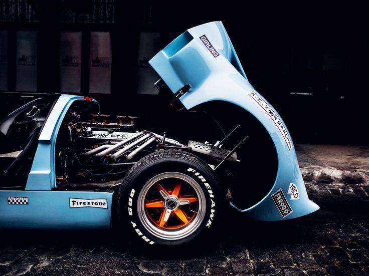 Manhattan Classic Car Club for The Scout - Tuukka Koski