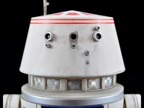 Electrified Porcupine - Toys, Collectibles, Action Figures, Music, WWE, and More!: Star Wars: R5-D4 Sixth Scale Figure by Sideshow Co...