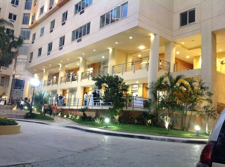 Opening of Royal Oasis in Petion-Ville, Haiti