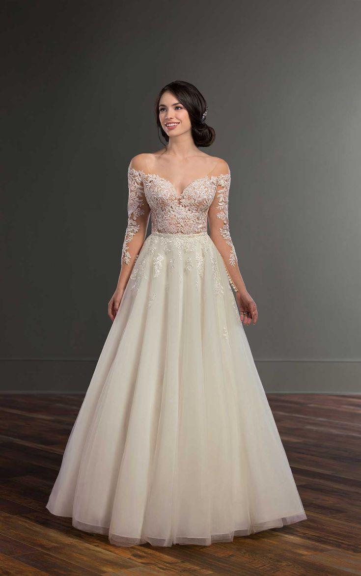 28 best Martina Liana images on Pinterest | Bridal dresses, Short ...