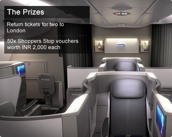 Win 2 return tickets to London from India on @British Airways , on this (cheesy) Indiblogger contest. Ends 16th March, 2014.    http://www.indiblogger.in/topic.php?topic=104