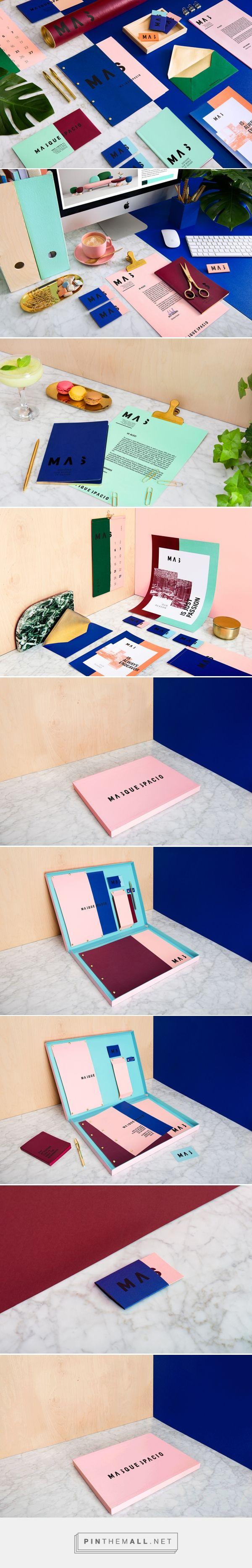 Masquespacio Branding by Masquespacio | Fivestar Branding – Design and Branding Agency & Inspiration Gallery