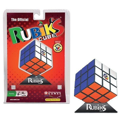 Winning Moves Games TWMG-06 Original Rubik's Cube
