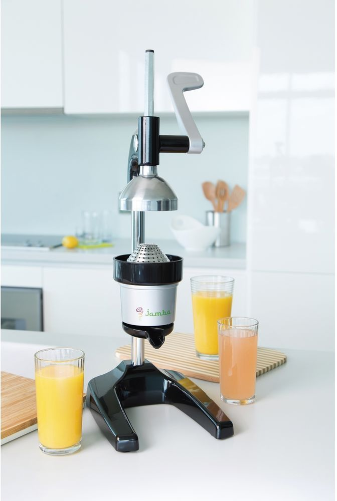 Jamba Professional Citrus Juicer Orange n Grapefruit Juicer Free Recipe Book New #JambaProfessional #Juicer #Orange #Kitchen #Juice
