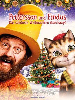 """""""Alle Termine in Deiner Nähe und Infos auf hepyeq.de """"Pettersson und Findus: Das schönste Weihnachten überhaupt"""""""