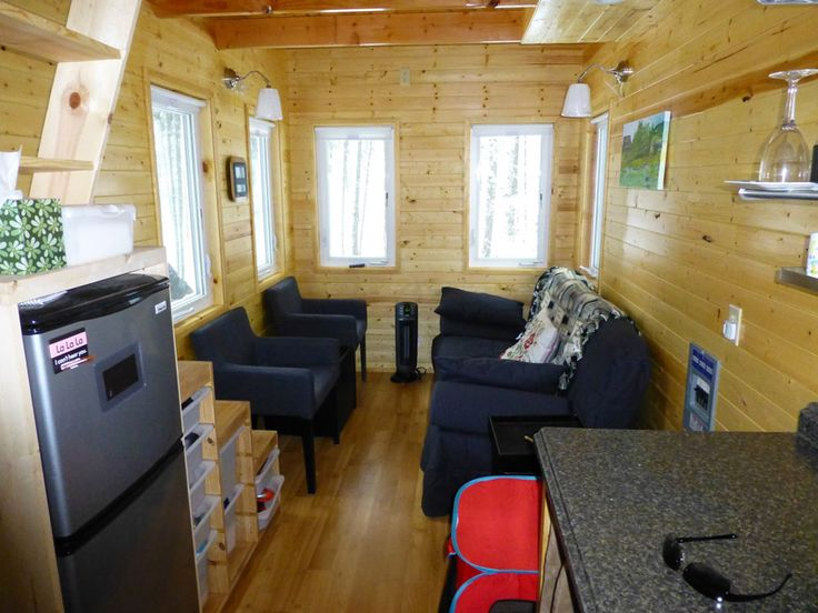 Best Tiny Trailer Homes Images On Pinterest Small Houses