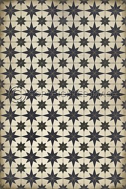 Spicher and Company::Vintage Vinyl Floorcloths - by the Artists of The Design Loft::Floorcloths::Pattern 20::Pattern 20 Astraea