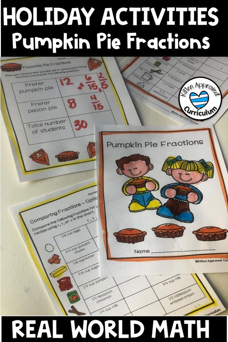 Great Fraction Activities For 5th And 6th Grade Students With A Fun Theme Grea Thanksgiving Math Worksheets Thanksgiving Math Thanksgiving Fraction Activities [ 1104 x 736 Pixel ]