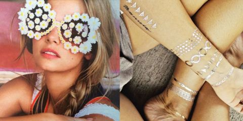Best Pinterest Boards For Coachella And Music Festival Inspired Looks - Music Festival Hair Ideas on Pinterest
