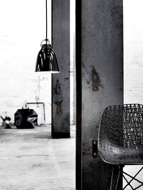 Caravaggio BlackBlack P1 pendant light