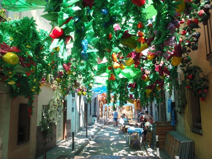 Festa Major de Gràcia   Travel Alifly