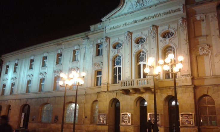 The Theater of Trnava,SK