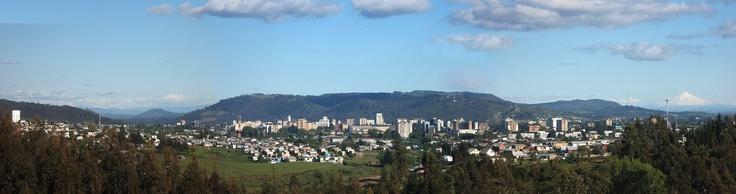 Temuco. Foto de Manke Hidalgo Huenteleo.