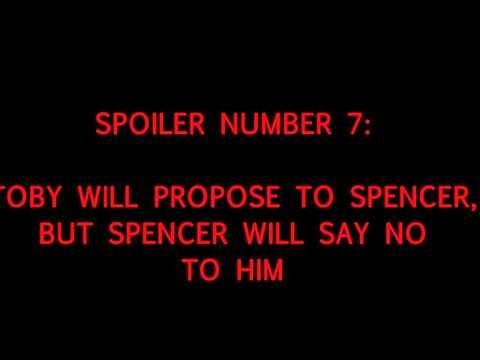 pll season 6 - Google zoeken>>>>>> SPENCER HASTINGS!!!!!! HOW DARE YOU SAY NO TO BY BAE??!?!? I'M ASHAMED!!!! YOU SAY YES!!!