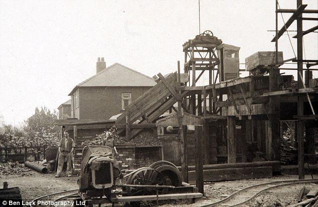 Wakefield Coal Mine 1940