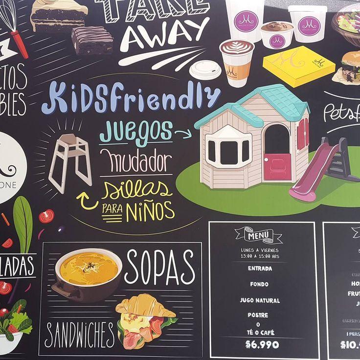 Lugares kids friendly en Santiago