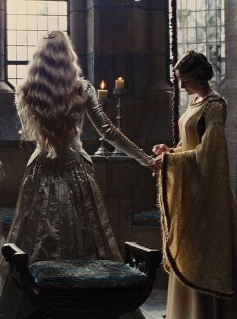 1.4.Erithe's mother, Mary informs her and gets her ready for engagement evening