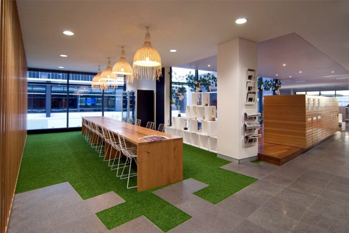 BBC Worldwide Office Interior by Thoughtspace: Interior Design, Ideas, Office Designs, Offices, Interiors, Meeting Room