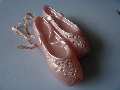 Zapatillas de ballet perfumadas, de Avon