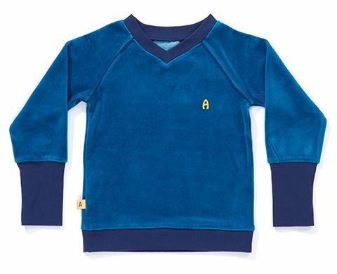 AlbaBabY pullover Domas blue