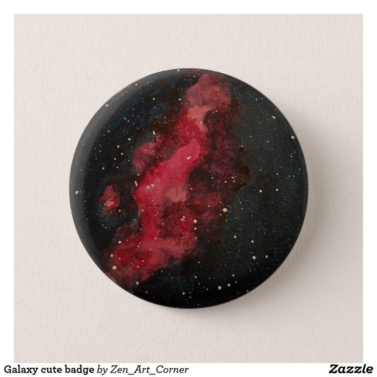 Galaxy cute badge