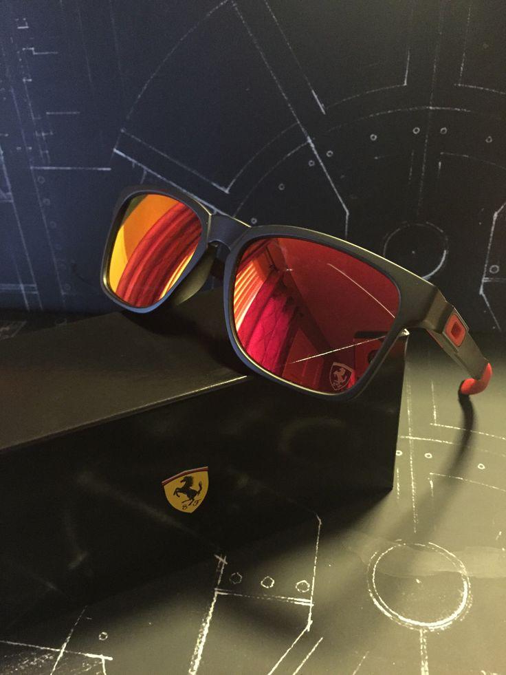 Oakley Ferrari Catalyst Sunglasses - http://www.oakleyforum.com/threads/ferrari-catalyst.49963/