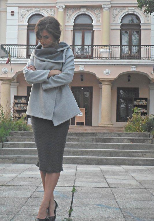 Palton Evelyn mini