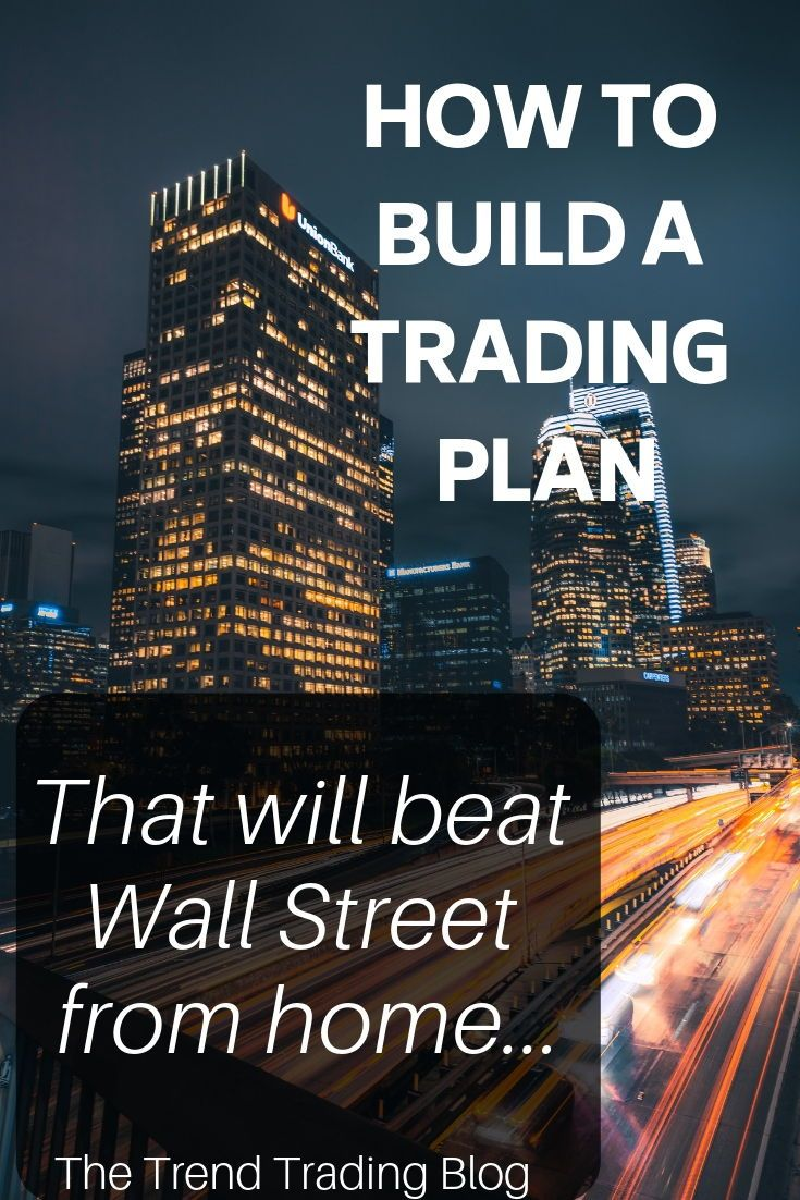 In This Article Discover How To Build A Trading Plan To Beat