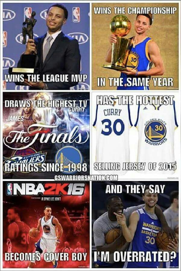 Credit: Warriors Nation on Facebook