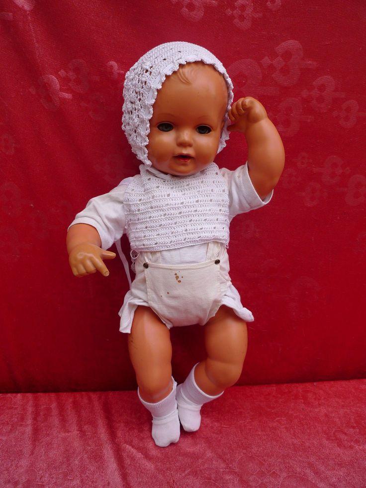 Schöne ,alte Puppe___Schildkröt__Nr.56___! | eBay