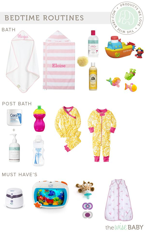 baby bedtime routine 2 months old 2