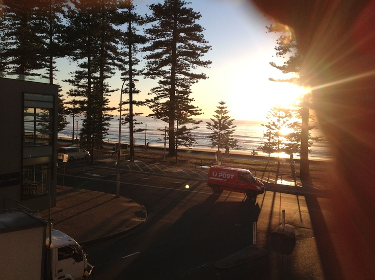 Hotel Room, Manly Beach