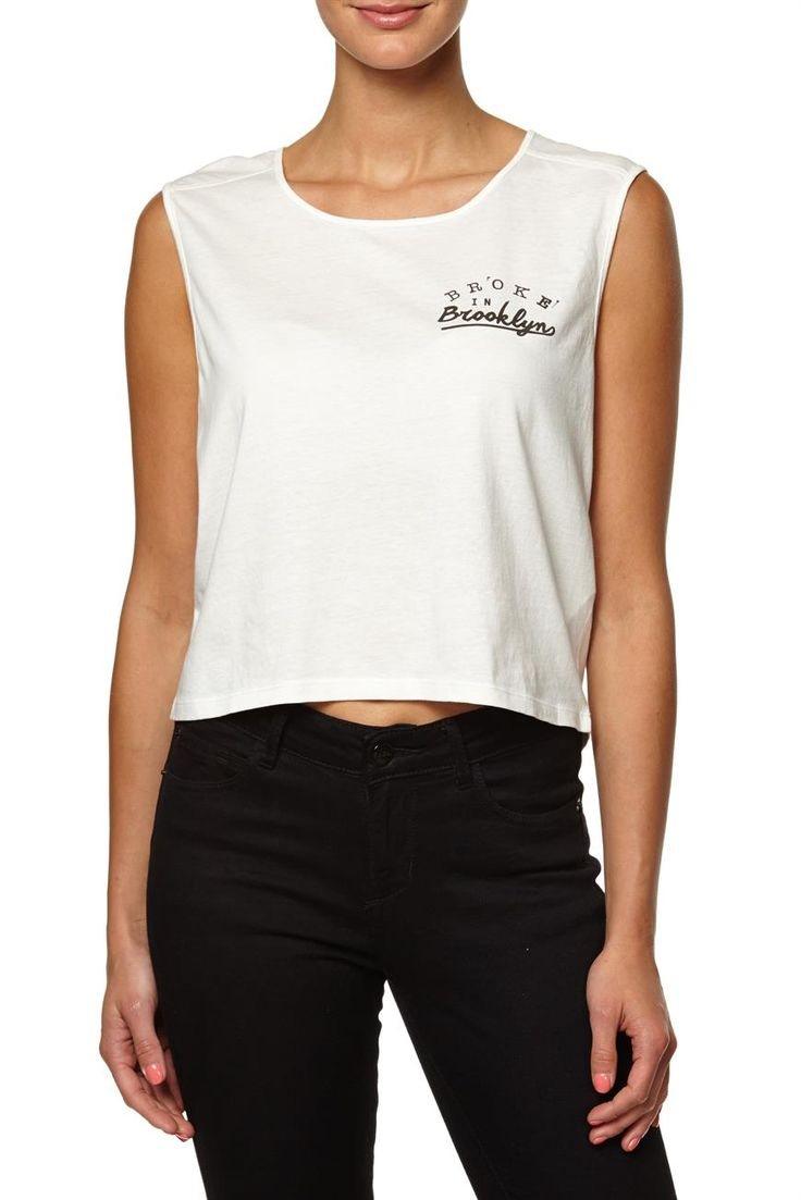 2 become 1 crop graphic tank