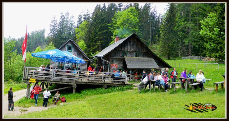 Zum Gute Hirten, Bärenschützklamm,Österreich 30-05-2015