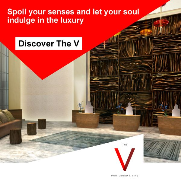 Sometimes pampering your soul and heart is what you need. Discover The V: http://bit.ly/TheVKolkata
