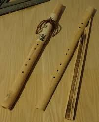 how to make native american instruments