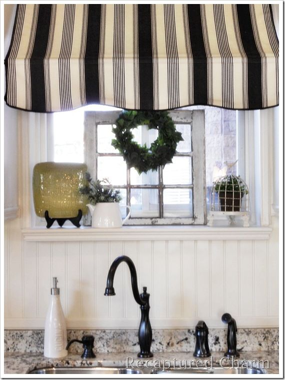 Start At The Beginning And See How A Very Tired Kitchen Becomes Much Larger French Country Bistro Inspiration Pinterest