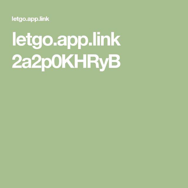 letgo.app.link 2a2p0KHRyB