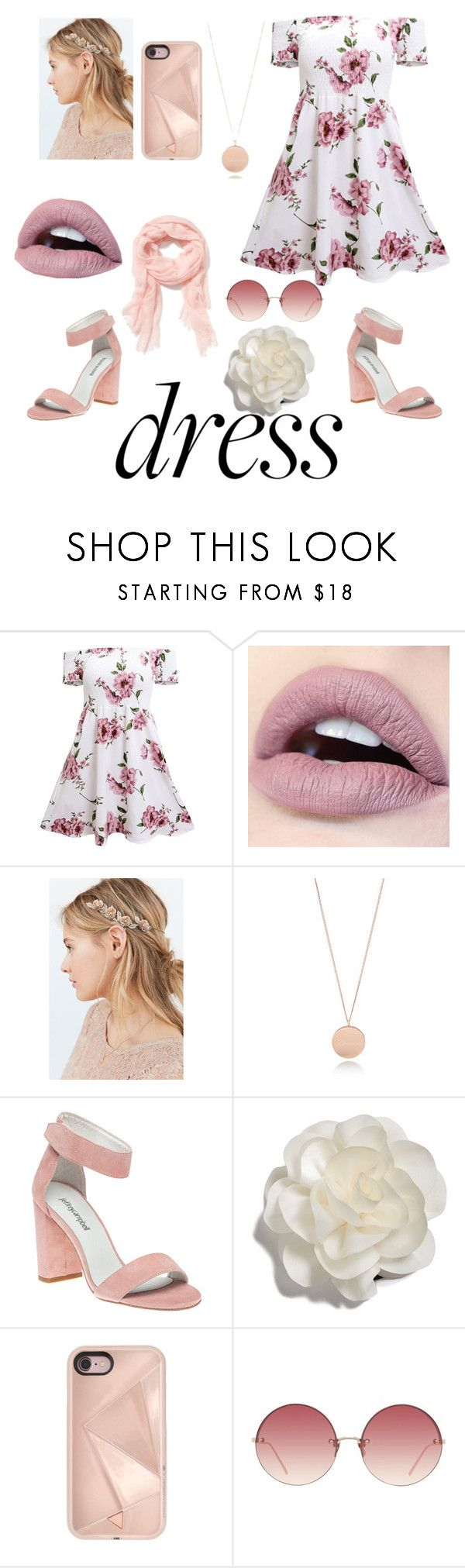 """""""Dreamy Flowy"""" by musicaltheater ❤ liked on Polyvore featuring Urban Outfitters, Luzdemia, Jeffrey Campbell, Cara, Rebecca Minkoff, Linda Farrow and Old Navy"""