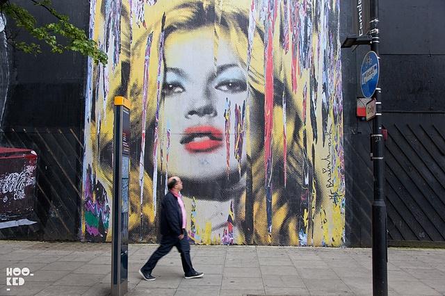 25 best ideas about mr brainwash on pinterest street for Mural by mr brainwash