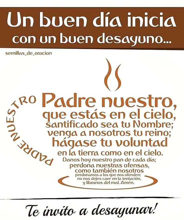 Feliz y Bendecido dia para todos. #buenosdias #bomdia #goodmorning #buongiorno #dios #padre #amor imagen cortesia de @semillas_de_oracion