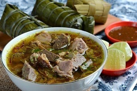 Resep Sederhana Coto Makasar Kuy Masak Sendiri Resep Sederhana Resep Resep Makanan