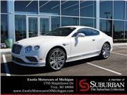 2017 Bentley Continental GT Speed for sale in Troy, Michigan 48084