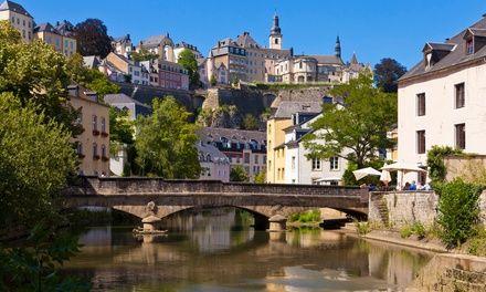 Luxembourg : 1 à 3 nuits avec verre de bienvenue et package VIP en option au Grand Hôtel Cravat 4* pour 2 personnes