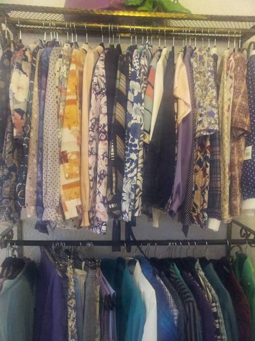 blouses galore!
