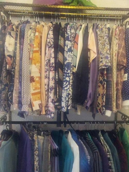 blouses galore!