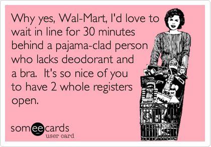 Wal-Mart...