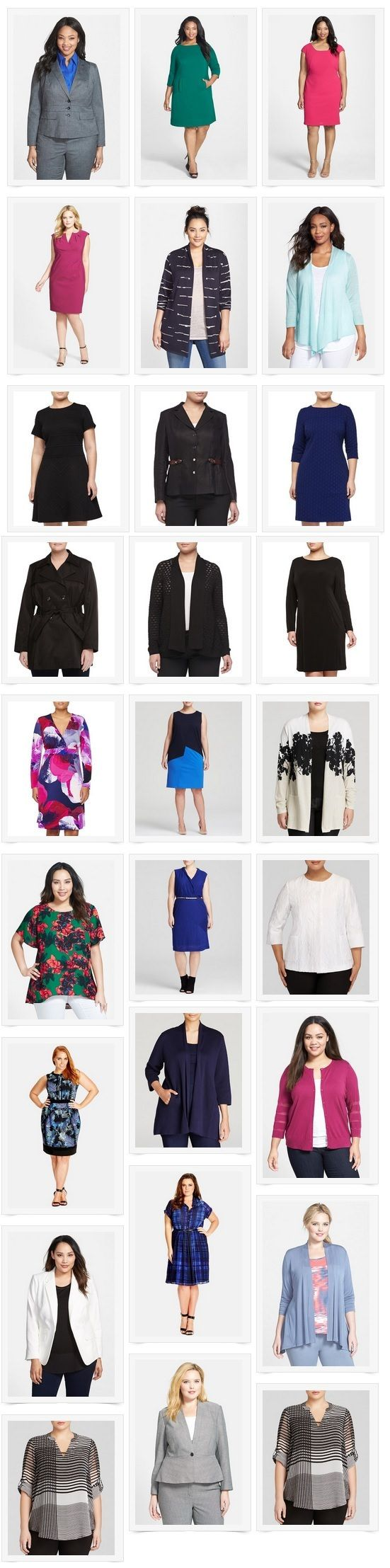 I just added a bunch of new picks to our plus-size workwear page -- come check it out!